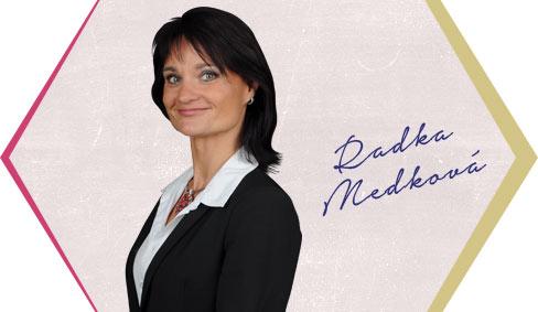 Kurzy mediace Praha - Radka Medková